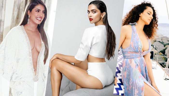 PHOTOS: Who is the most popular actress in Priyanka, Deepika and Kangana on Intsa