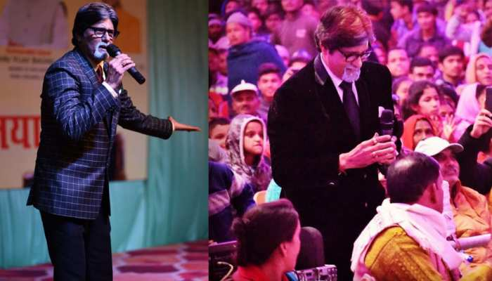 PICS: this professor is a exact copy of Amitabh Bachchan