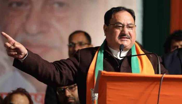 BJP ने केजरीवाल से पूछा, टुकड़े-टुकड़े गैंग की फाइल क्यों दबाए बैठे हैं?