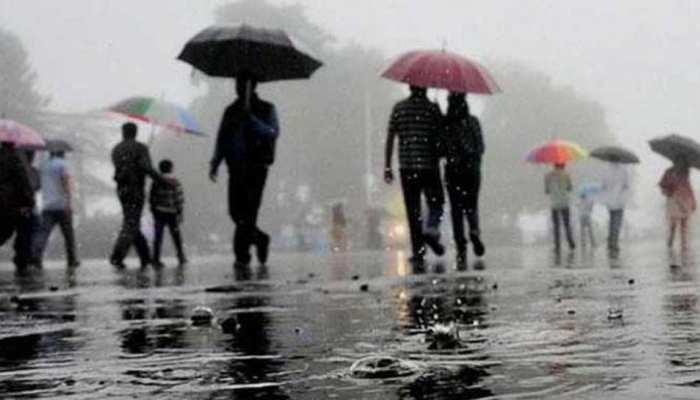 दिल्ली-NCR में मौसम ने ली करवट, तेज बारिश के बाद ठंड बढ़ने के आसार