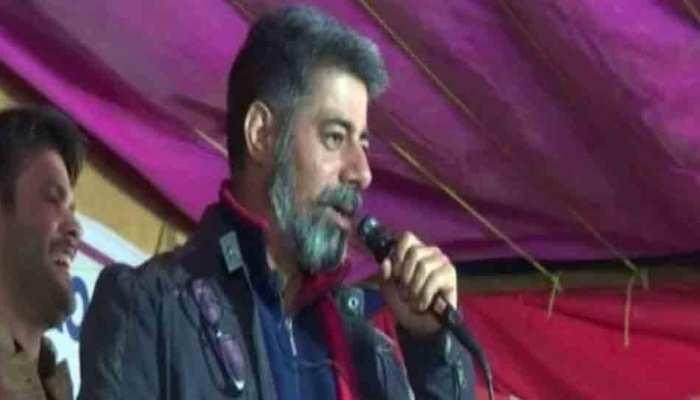 एंटी CAA रैली में सुशांत सिंह ने कही देश छोड़ने की बात, कहा- 'हम तो जा सकते हैं, लेकिन...'