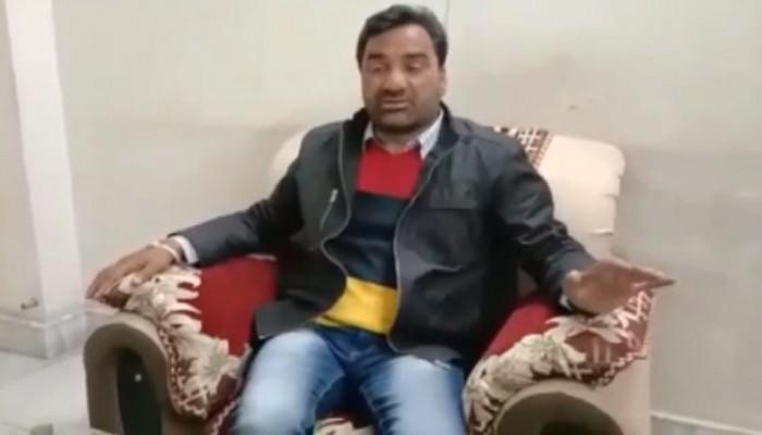जयपुर में कांग्रेस की युवा आक्रोश रैली फ्लॉप शो : हनुमान बेनीवाल