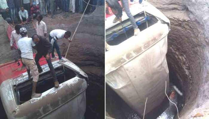 नासिक: यात्रियों से भरी बस कुएं में गिरी, 20 लोगों की मौत; 30 को बचाया गया