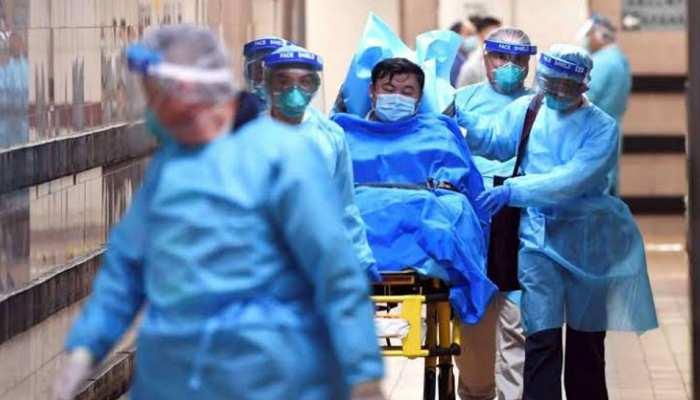 Coronavirus: चीन में करीब 6 हजार चिकित्सक महामारी की रोकथाम के लिए पहुंचे हूपेइ