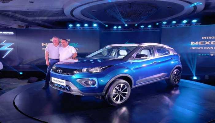 Tata की नई कार NEXON electric हुई लॉन्च, जानें क्या है कीमत और फीचर्स