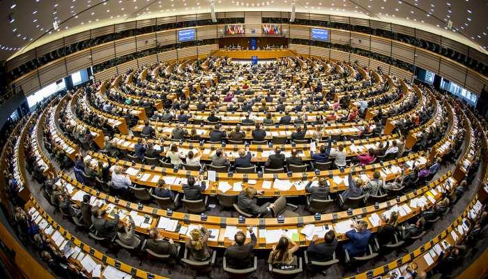 फ्रेंड्स ऑफ़ इंडिया ने पछाड़ा फ्रेंड्स ऑफ़ पाकिस्तान को यूरोपीय संसद में
