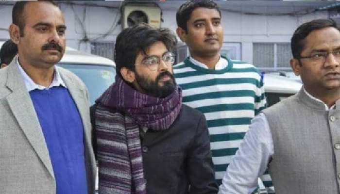 'देशद्रोही' शरजील ने माना, जोश में बोल दी थी असम को काटने की बात