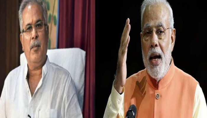 छत्तीसगढ़: CM बघेल ने प्रधानमंत्री को लिखा पत्र, किया CAA को वापस लेने का अनुरोध