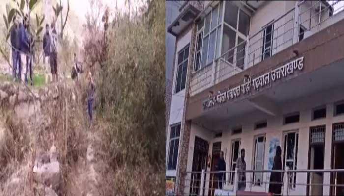 पौड़ी गढ़वाल: RTI से मिली जानकारी में खुली जिला पंचायत की पोल, नहर निर्माण कार्य में भ्रष्टाचार