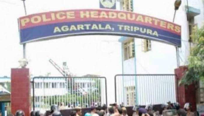 जानिए कौन हैं अमिताभ रंजन, जिन्हें त्रिपुरा पुलिस का बनाया गया नया DGP