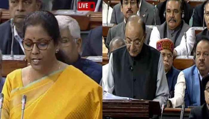 Budget 2020: भाषण के दौरान जब निर्मला सीतारमण ने किया अरुण जेटली को याद, कही यह बात
