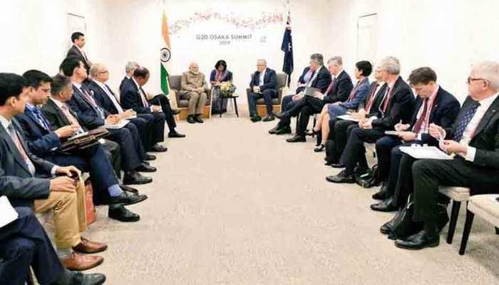 BUDGET 2020: 2022 में जी-20 की मेजबानी करेगा भारत, 100 करोड़ रुपये का रखा बजट