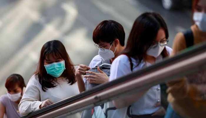 Coronavirus: मास्क नहीं पहनने पर डांट लगाता है ये ड्रोन, वायरल हो रहा Video