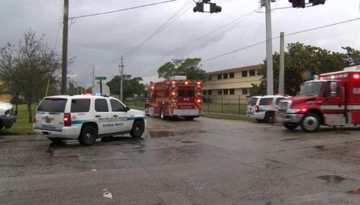 अमेरिका : फ्लोरिडा में चर्च के अंदर अश्वेत युवकों को मार दी गई गोली, 2 की मौत