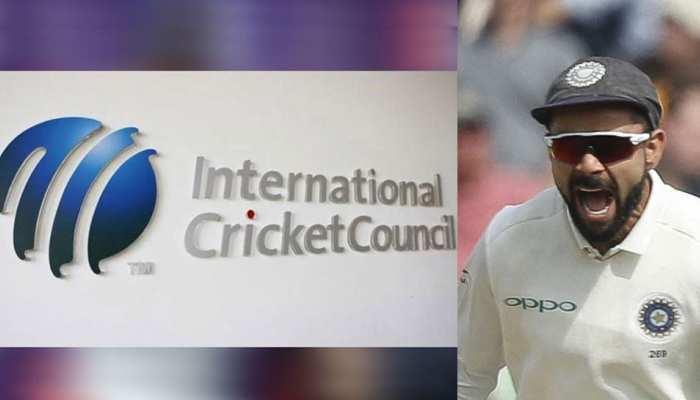 ICC Test Ranking: दो देशों के खिलाड़ियों को फायदा, भारतीयों पर हुआ यह असर