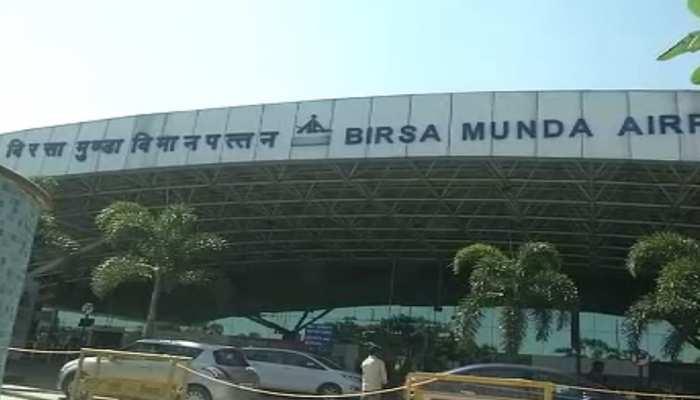 झारखंड: AAI के सर्वे में पहले स्थान पर बिरसा मुंडा एयरपोर्ट, यात्रियों ने जताई खुशी