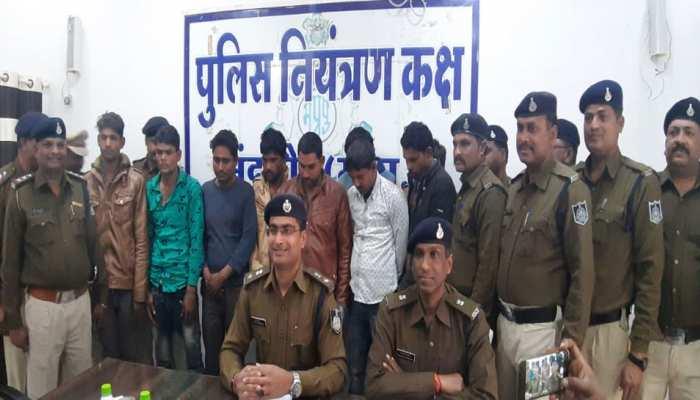 MP: पुलिस ने किया वाहन चोर गिरोह का भंडाफोड़, कुल 41 मोटरसाइकिल जब्त