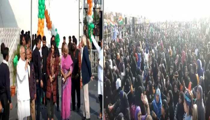 इंदौर: CAA के विरोध में सभा, स्वरा भास्कर ने केंद्र सरकार पर निशाना साधते हुए कही ये बात