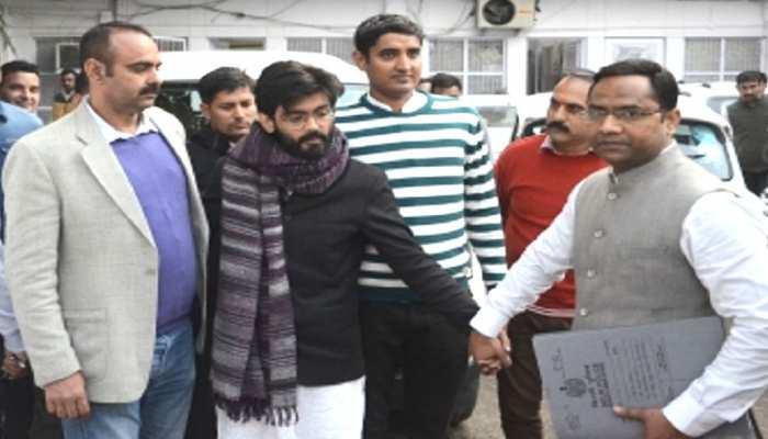 दिल्ली: शरजील इमाम की रिमांड खत्म, आज होगी पटियाला हाउस कोर्ट में पेशी