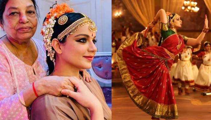 Kangana Ranaut Thalaivi Movie: जयललिता के रोल के लिए कंगना रनौत इस एक्ट्रेस को मानती हैं खुद से बेहतर