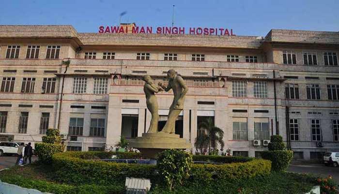 जयपुर: हजारों लोगों को इन्फेक्शन बांटने की तैयारी में SMS अस्पताल!