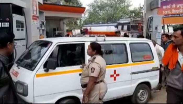 महाराष्ट्र: अस्पताल में भर्ती टीचर की हालत गंभीर, सिरफिरे ने पेट्रोल डालकर लगा दी थी आग