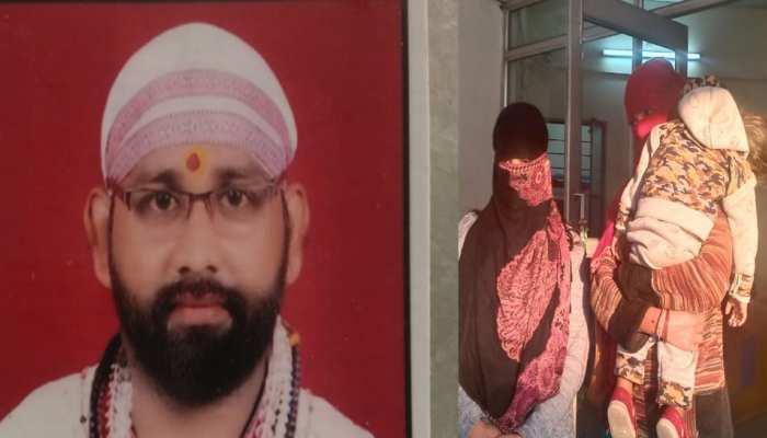शाहजहांपुर: 5 शादियां करने वाले अय्याश साधु की खुली पोल, महिलाओं ने लगाई न्याय की गुहार