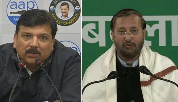 शाहीन बाग फायरिंग: फोटो को AAP ने बताया चुनावी साजिश, बीजेपी ने किया जोरदार पलटवार