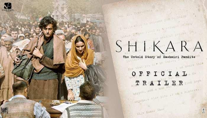 फिल्म 'शिकारा' को लेकर विवाद, रिलीज के खिलाफ जम्मू-कश्मीर हाईकोर्ट में याचिका दायर