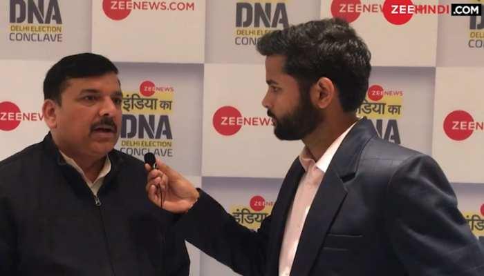 #IndiaKaDNA: संजय सिंह ने 'पर्दे के पीछे' बताया, कपिल गुर्जर का AAP से क्या है नाता?