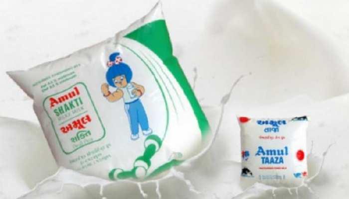AMUL नहीं बढ़ाएगा दूध के दाम