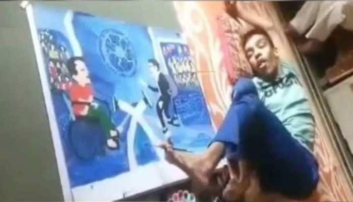 MP: स्पेशल फैन की कला के मुरीद हुए अमिताभ, बस इतना कर पूरी कर दी बच्चे की मुराद