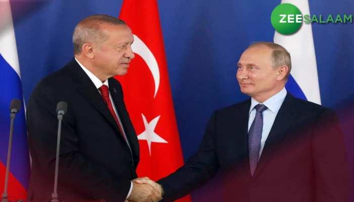 रूस और तुर्की के मजबूत रिश्तों के पीछे इरदोगान और पुतिन के बीच की केमिस्ट्री है !