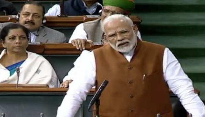 जानिए, लोक सभा में क्या बोले प्रधानमंत्री मोदी, खास बातें