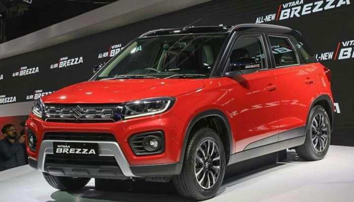 Auto Expo 2020: मारूति ने लॉन्च किया नया Vitara Brezza का नया पेट्रोल अवतार, इस कीमत में होगी बिक्री