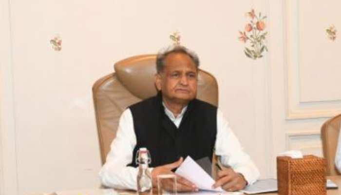 जयपुर: कानून व्यवस्था को लेकर मुख्यमंत्री अशोक गहलोत ने ली बैठक, दिए यह आदेश...