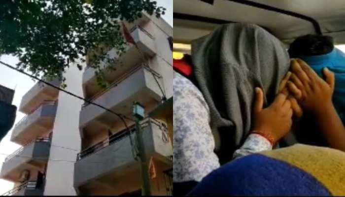 झारखंड: फ्लैट में छात्र चला रहे थे सेक्स रैकेट, पुलिस ने एक युवती समेत 3 युवकों को पकड़ा