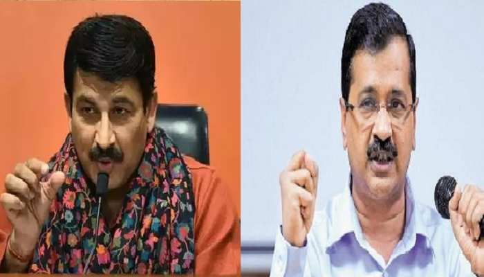 दिल्ली चुनाव: वोटिंग के दिन भी AAP और BJP में छिड़ी बजरंग बली पर जुबानी जंग