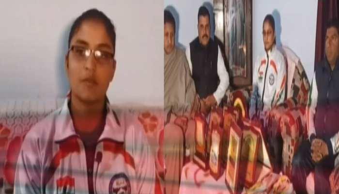 जम्मू कश्मीर की लड़कियों के लिए आयडियल बन गई अज़मत