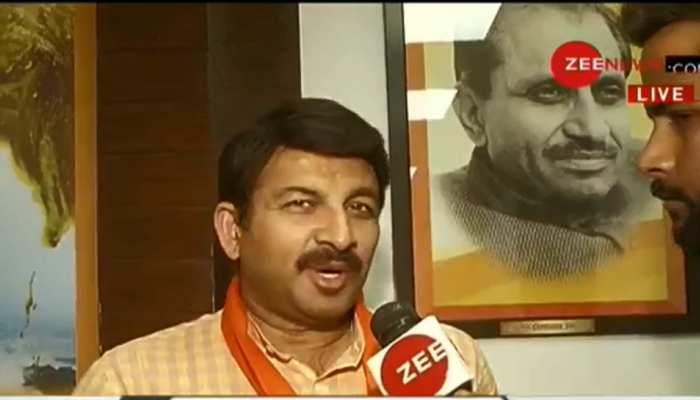 ZEE NEWS से बोले मनोज तिवारी- Exit Polls होंगे फेल, दिल्ली में बीजेपी इतनी सीटें जीतेगी