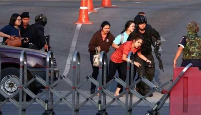 थाईलैंड : शॉपिंग मॉल में 25 लोगों की हत्या करने वाले हमलावर को पुलिस ने मार गिराया