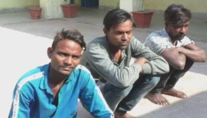 बूंदी में पुलिस के हत्थे चढ़े तीन मूर्ति चोर, पुजारी की सूचना पर हुई थी कार्रवाई