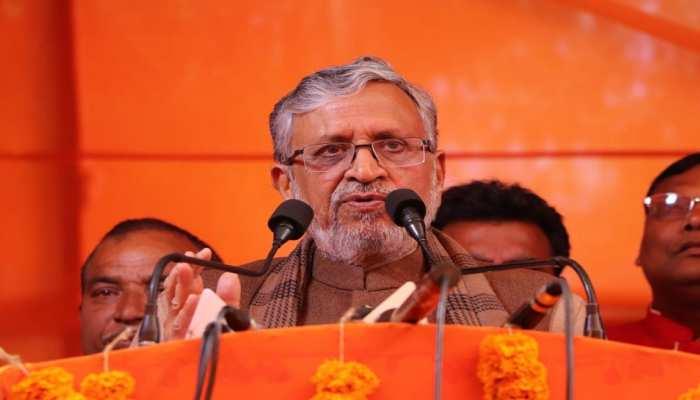 बिहार: सुशील मोदी के शाहीनबाग वाले बयान पर सियासत तेज, आरजेडी-कांग्रेस बोली...