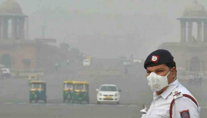 फिर जहरीली हुई दिल्ली की हवा, वायु गुणवत्ता खतरनाक स्तर पर