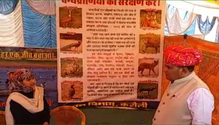 भरतपुर के करौली में 'शिवरात्रि पशु मेले' का शुभारंभ, घटी पशुओं की आवक