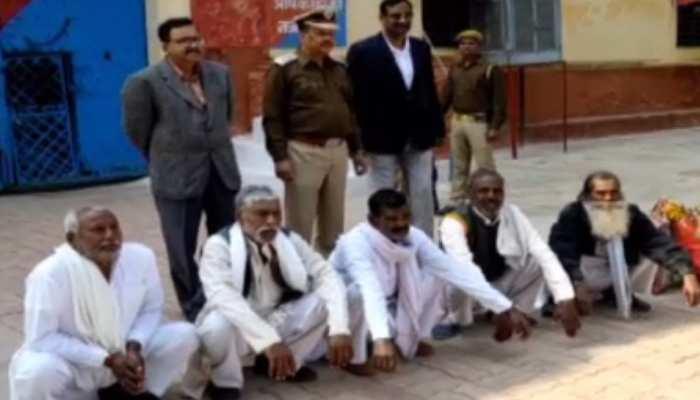 UP: महामहिम ने दिखाई 'दया', फतेहगढ़ जेल से रिहा हुए 21 कैदी