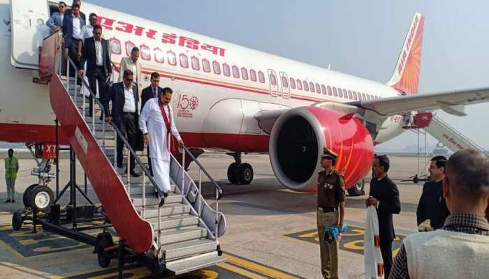 श्रीलंका के PM महिंदा राजपक्षे ने किए बाबा विश्वनाथ के दर्शन, सारनाथ का भी किया भ्रमण