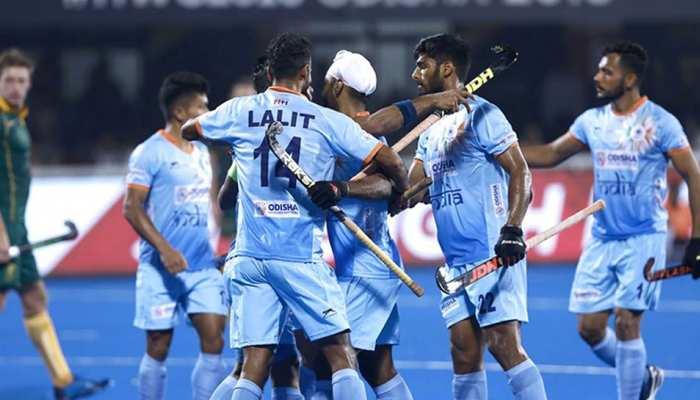 Hockey: भारतीय टीम ने किया बड़ा उलटफेर, दुनिया की नंबर एक टीम को दी मात