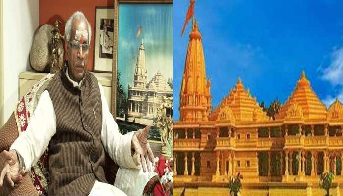 मुकदमेबाजी से बचने के लिए राम मंदिर ट्रस्ट में नहीं रखे गए महंत नृत्य गोपाल दास और VHP के चंपत राय?