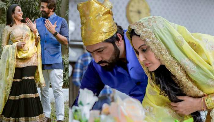 PICS of Kamya Punjabi's engagement went viral, now the second time will become bride